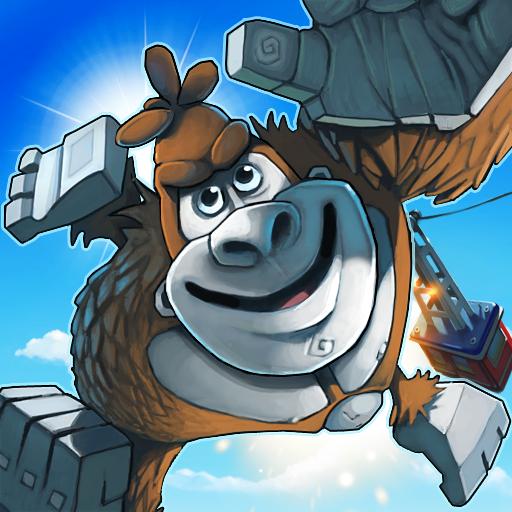 Gorilla Gondola iOS